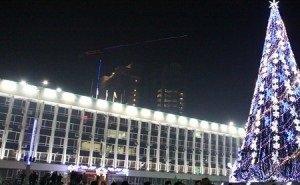 Главная ёлка Краснодара собрала более 20 тысяч человек