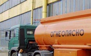 В Новороссийске введён запрет на проезд автомобилей с опасными грузами