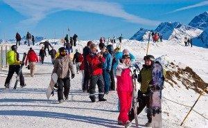 Горнолыжные курорты Сочи разочаровали туристов