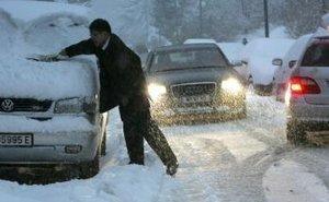 На Кубани готовятся к возможным снежным заторам