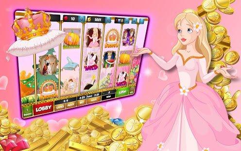Новый игровой слот Cinderella (Золушка)