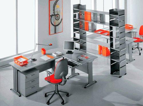 Металлическая офисная мебель от Meb-biz.ru
