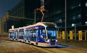 В Краснодаре начнут собирать новые трёхсекционные трамваи