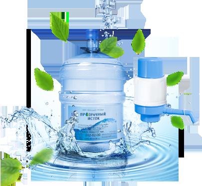 Доставка воды по городу Краснодару
