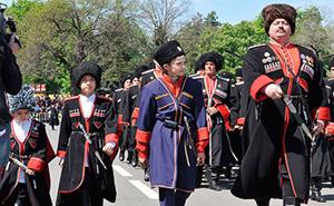 Кубанское казачье войско названо лучшим в России