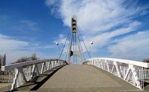 В Краснодаре хотят построить пешеходный мост в Адыгею
