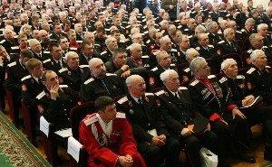 В Краснодаре прошёл Совет атаманов ККВ