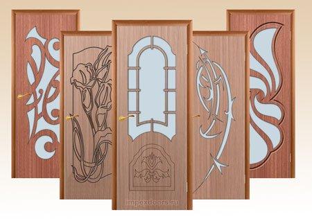 Двери от компании
