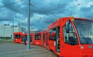 В Краснодаре готовится к запуску усовершенствованная модель трамвая