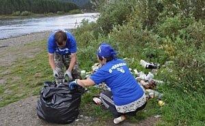 В Сочи очистили от мусора берега трёх рек