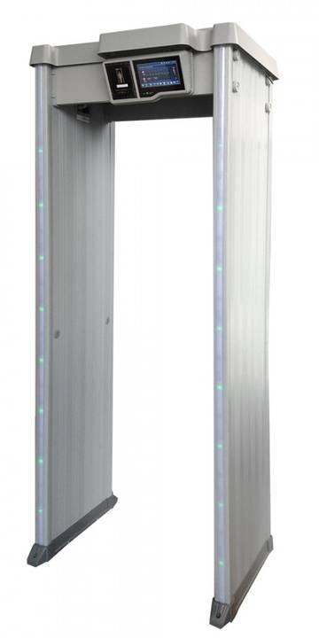 Арочные металлодетекторы – преимущества