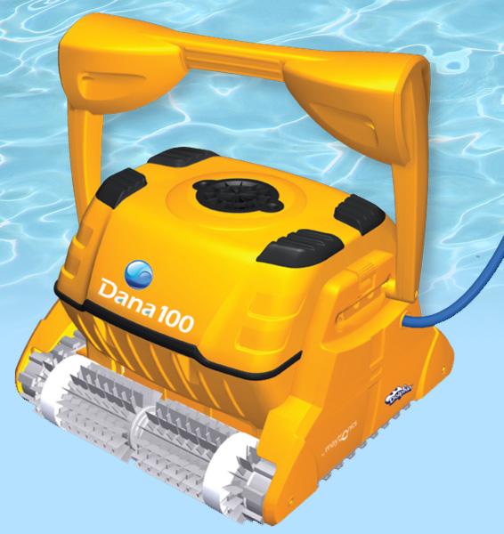 Обзор роботов для чистки бассейна