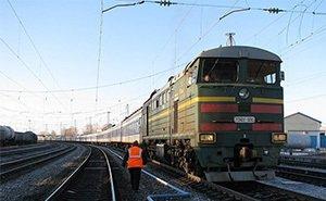 Пассажирский поезд в Краснодаре переехал 28-летнего повара из Омска