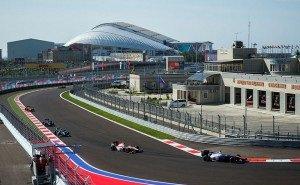 В Сочи стартовал третий в истории России этап