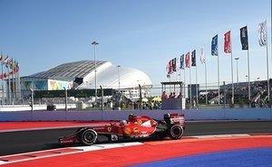 Возмещать расходы на «Формулу-1» Краснодарскому краю не будут