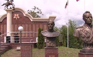 Бюсты Жукова и Рокоссовского дополнили военный мемориал в Сочи