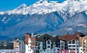 Горный Сочи стал достойным конкурентом Альпам