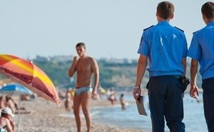 Для обеспечения безопасности туристов в Геленджик направляют 187 полицейских