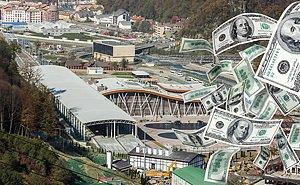 Беспрецедентные льготы могут получить в Сочи инвесторы олимпийских объектов