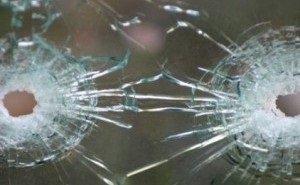 В Анапе в упор расстреляли автомобиль с маленьким ребёнком