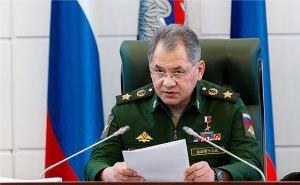 Глава Минобороны РФ прибыл на Кубань для проверки боевой готовности