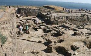 На Кубани обнаружен древнейший в России античный храм