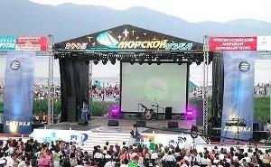 В Новороссийске проходит музыкальный фестиваль «Морской узел»