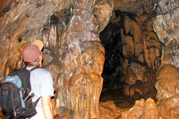 Таинственные пещеры Крыма