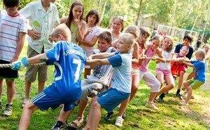 В дни летних каникул в Сочи для детей работает 145 площадок