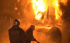 Выяснением причин пожара в детском лагере Анапы занялась прокуратура