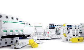 Широкий ассортимент позволяет приобрести автоматические выключатели Schneider Electric и различные электротовары