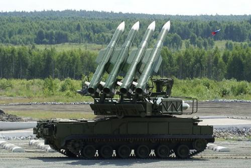 «Алмаз-Антей» представит перспективные стредства ПВО на форуме «Армия-2016»