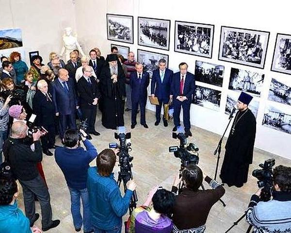 Краснодарские художники провели выставку