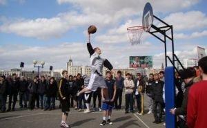 В Краснодаре впервые пройдёт День баскетбола