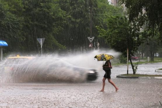 В Краснодарском крае испортится погода