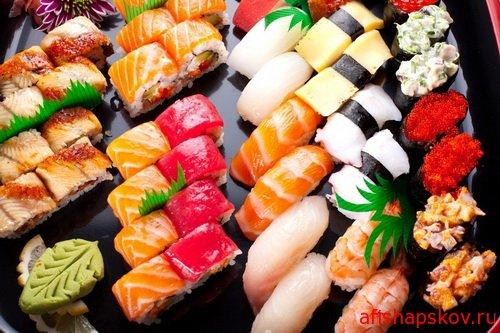 Где заказать суши в Краснодаре?