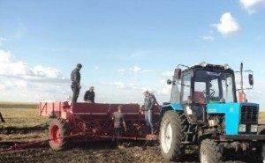 Чтобы завершить посевную, кубанские аграрии будут работать в ночную смену