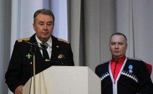 Атаман Нестеренко задержан и доставлен в Анапу