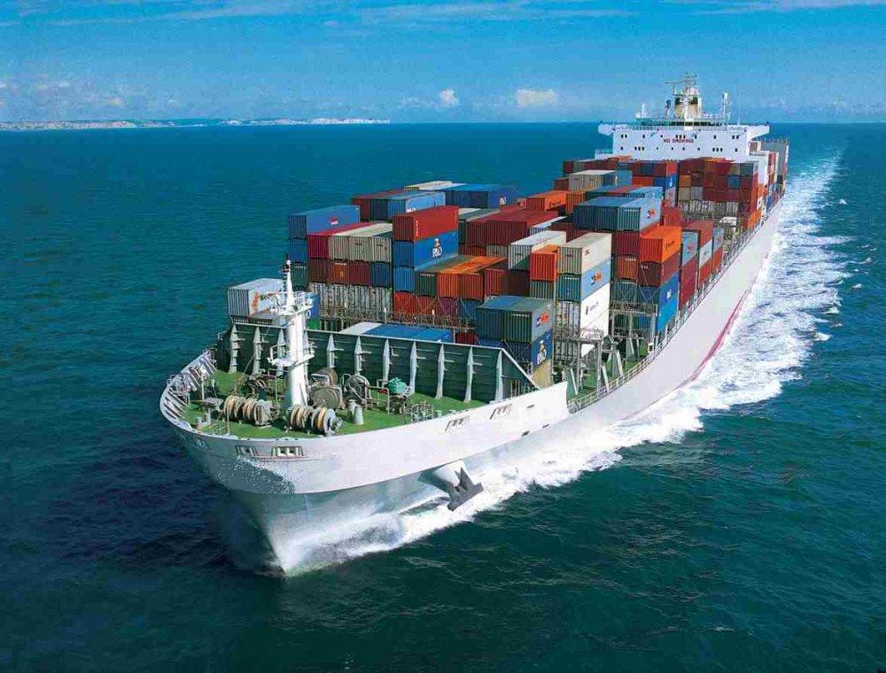 Контейнерные перевозки морем из Риги в Москву