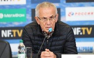 Гаджиев: Вместо тренировки нам предложили экскурсию по стадиону, но мы - не туристы