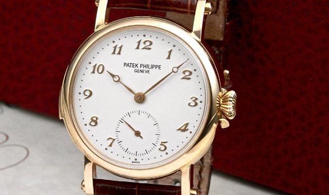 Часы от бренда Patek Philippe