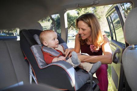 Что нужно знать об использовании детского автокресла