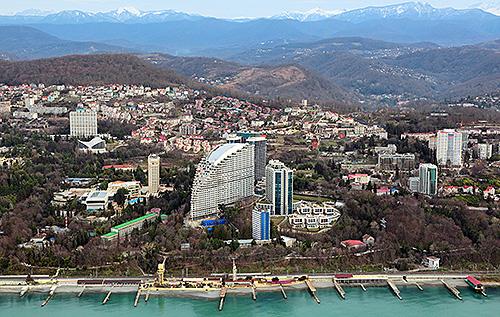 Недвижимость в Сочи: самые лучшие девелоперские проекты находятся здесь