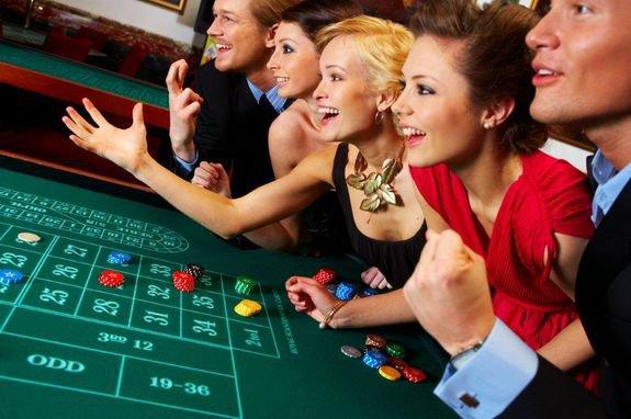 Основная фишка сайтов в стиле казино