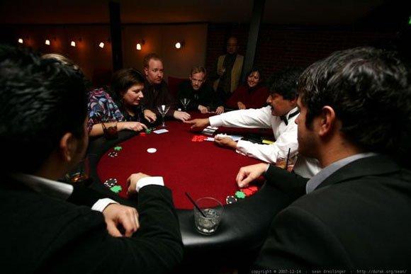 О покере в Америке и Джонатане Грине