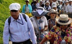 Китайцев удивили сочинские санатории