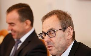 Кондратьев представил нового инвестора ФК «Кубань»
