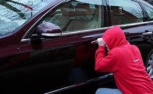 В Краснодарском крае угоняют по 100 машин в месяц