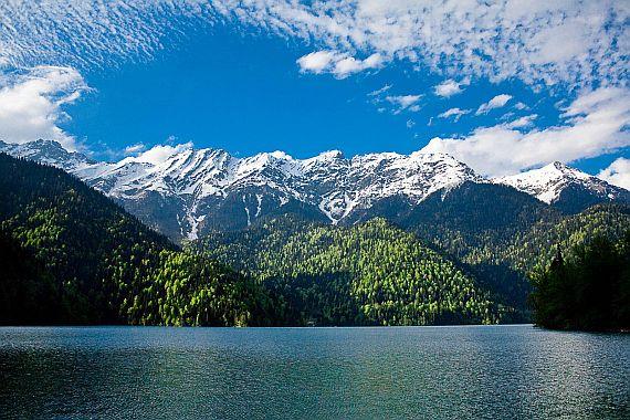 Абхазия – райский уголок для отдыха