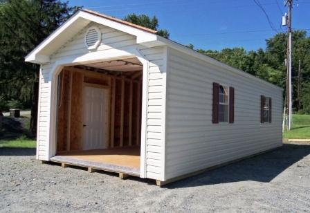 Как построить гараж из сэндвич-панелей PIR